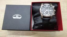 Nové pánské hodinky bentime,