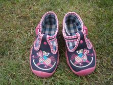 Tenisky papučky, befado,22