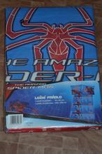 2x povlečení spiderman,