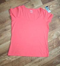 Růžové triko sportovní, crivit,44