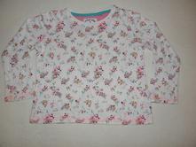 Kytičkové tričko zn. next, next,104