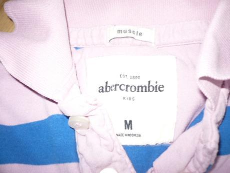 Tričko zn. abercrombie, vel. 128/134, abercrombie&fitch,128
