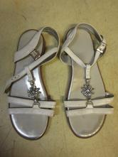 d7f0a8f3cb3 Dětské sandálky   Bílá - Dětský bazar