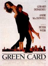 Green Card - Zelená karta (r. 1990)