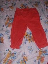 Manžestr kalhoty tenke, baby,86