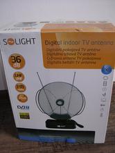Digitální pokojová tv anténa,