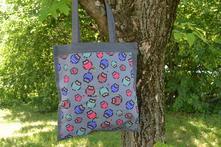 Bavlněná taška,