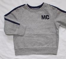 C259. mikina chlapecká 2-3 roky, mothercare,98
