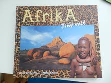 Afrika jiný svět-kniha,