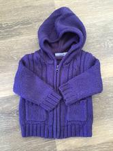 Teplý svetr s fleecovou podšívkou, lupilu,68