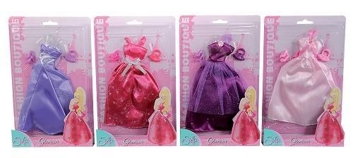 a ještě nějaké šatičky pro princeznu
