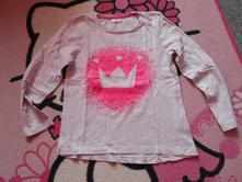 Tričko s neonovou korunkou, pepco,128
