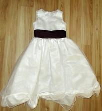 Sváteční šaty pro holčičku, 98