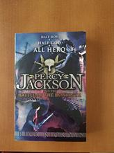 Percy jackson and the battle of labyrinth,