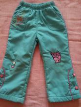 Zateplene kalhoty, 98