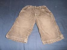 Kalhoty manžestr, 62