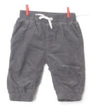 Chlapecké kalhoty s bavlněnou podšívkou  56/62, nutmeg,56