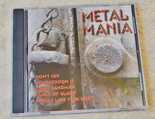 Cd metal mania,