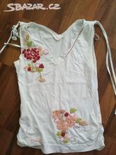 Vyšívané dámské tričko, next,40