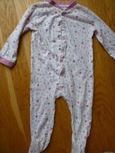 Pyžamko z biobavlny tcm, vel.74/80, tcm,80