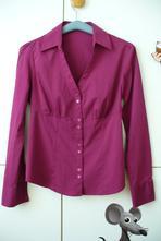 Košile/halenka  krásně fialová f&f, f&f,34