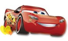 Tvarovaný polštářek cars,