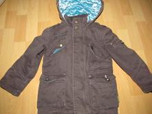 Zimní bunda baker, debenhams,116