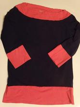 Těhotenské tričko s dlouhým rukávem, xl
