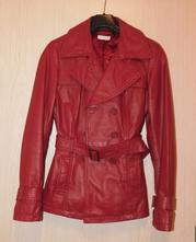 Kožený kabátek, orsay,40