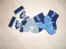 Ponožky krteček, woxx,18