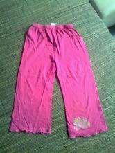 Růžové bavlněné tepláčky,zn george,vel98, george,98