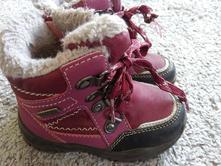 Zimní boty, bubble gummers,23