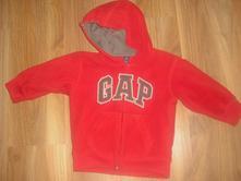Mikina na zip gap, gap,92
