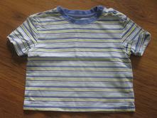 Pruhované tričko, cherokee,80