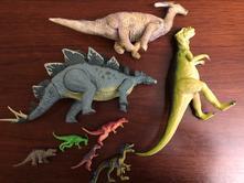Sbírka dinosaurů 9 ks,