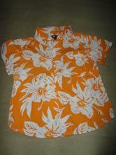 Krásná košile h+m, vel. 2-3 roky, h&m,104