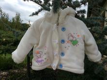 Dětský podzimní ( zimní) kabátek, cherokee,80