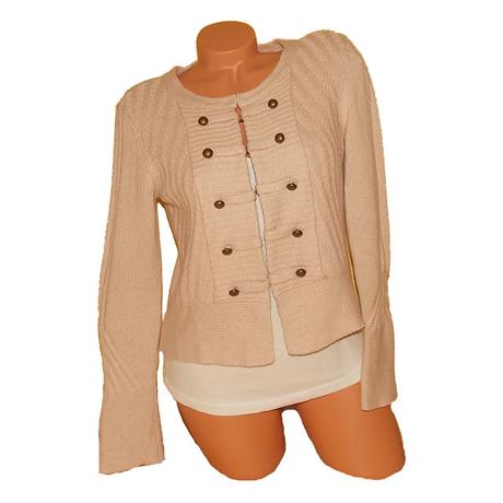 Svetr, svetříkový kabátek h&m vel.m, h&m,m