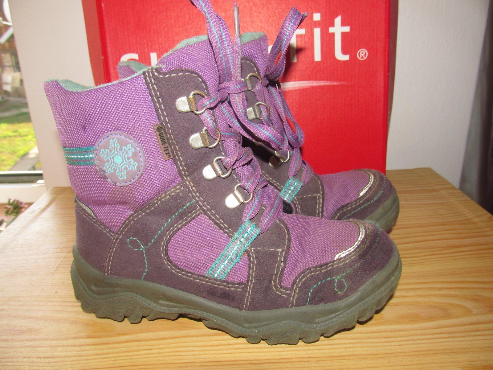 Zimní boty superfit cb533bd49f