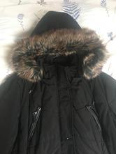 Dámská prošívaná zimní bunda, c&a,xl