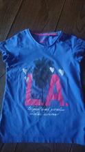 Dívčí tričko s krátkým rukávem, pepperts,122