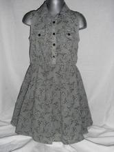 Nádherné šaty s dalmatínkama, george,116