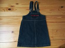 Riflová sukně, 104