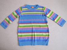 Úpletové šaty, mini mode,80