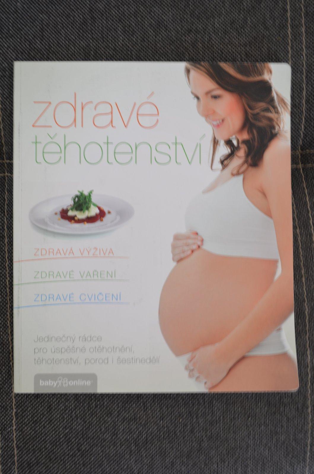 ce1524323 Kniha zdravé těhotenství, - 150 Kč Od prodejkyně marushkan | Dětský bazar |  ModryKonik.cz