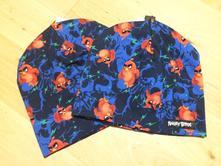 Krásná čepice angry birds h&m, velikost 92/104, h&m,92 / 98 / 104