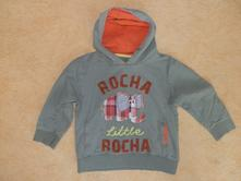 Mikina little rocha vel. 104, rocha.little.rocha,104