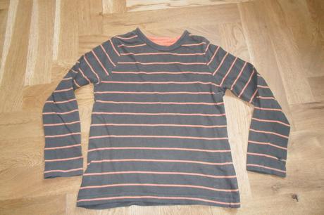 L11chlapecké triko s dlouhým rukávem vel. 122-128, tu,122