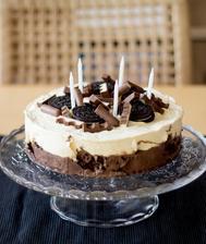 Zmrzlinový dort - snadný a efektní narozeninový dort