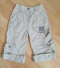 Kalhoty & pláťáky & rollupky next vel. 92, next,92